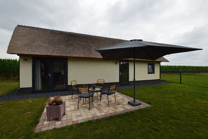 Classy Holiday Home in Alphen with Patio