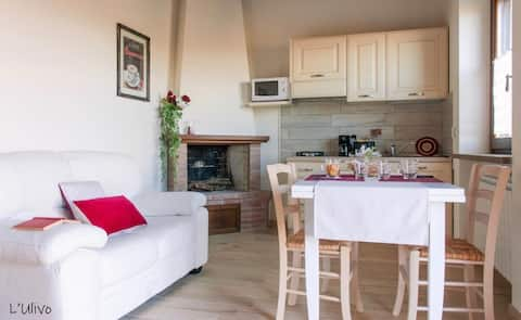 Agriturismo Molino Verde, modern and comfortable, Ulivo - wheelchair accessible