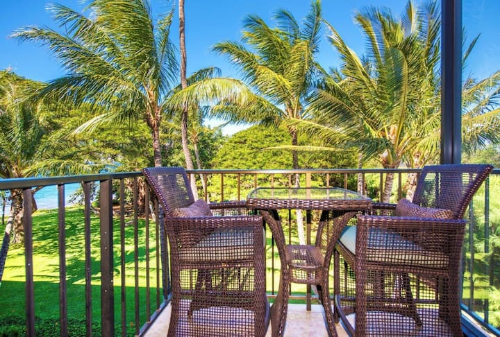KR309-Perfection—Exquisite Remodeled South Maui Studio Condo with Views