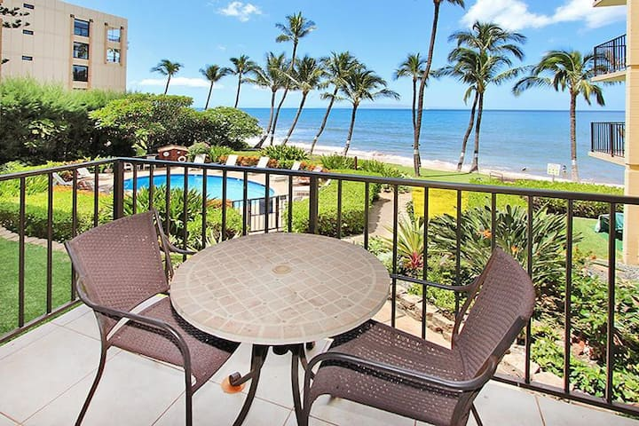 KR203-Oceanfront Beautiful Condo with Luxury and Serene Tranquility in Mind!