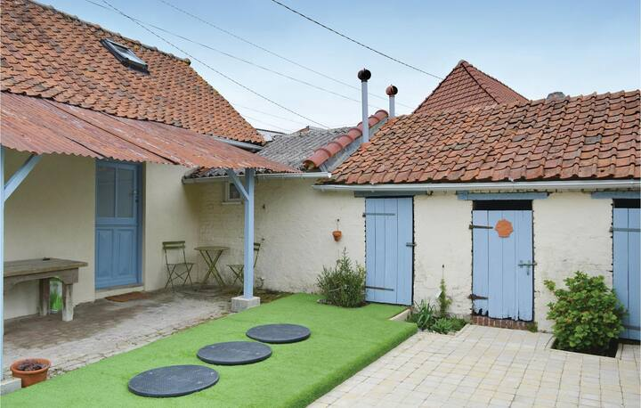 Nice home in Grigny with 2 Bedrooms