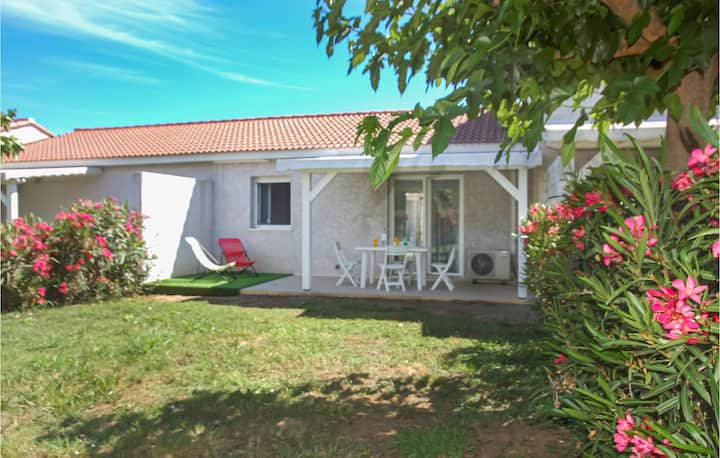 Stunning home in Cervioni with WiFi and 1 Bedrooms