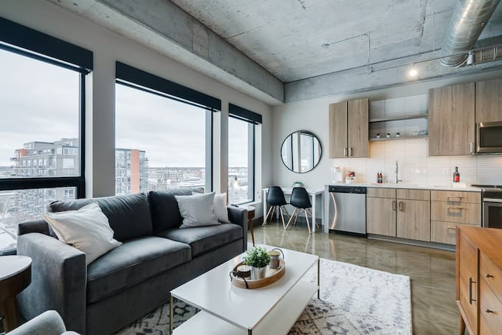 MNNESTAY* Sable 74 - One Bedroom ★ North Loop ★ Walk to Everything