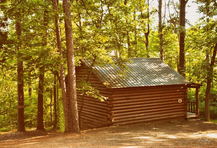 Woodland Cabin on Broken Bow Lake