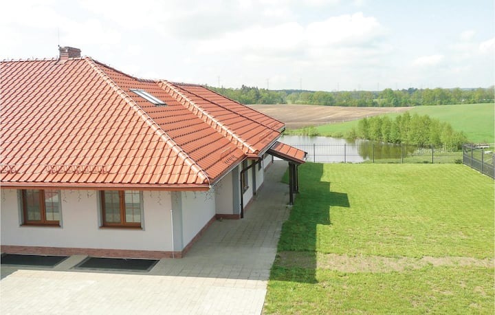 Nice apartment in Borcz with