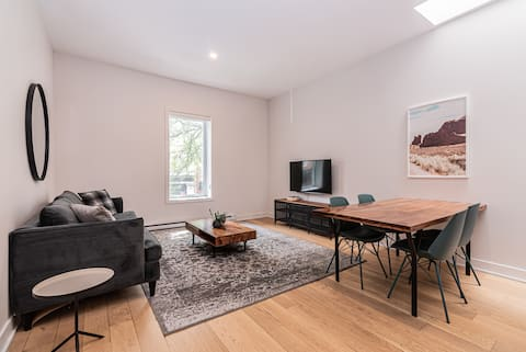 Cool and Clean Flat by Atwater Market