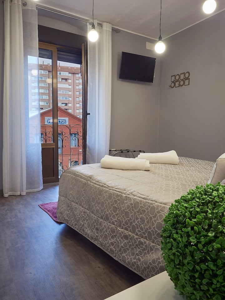 New apartment in the center of Leon