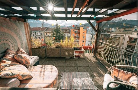 Privat & cosy in the heart of Innsbruck - Inthal