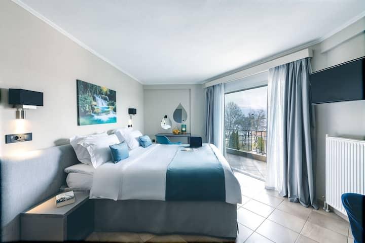 Standard Room with Lake View - Akti Hotel Ioannina
