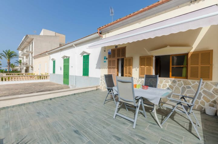 YourHouse Petita - chalet in Can Picafort a few steps from the beach