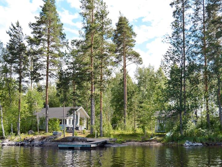Käpälämäki (FIJ044) for 4 persons.