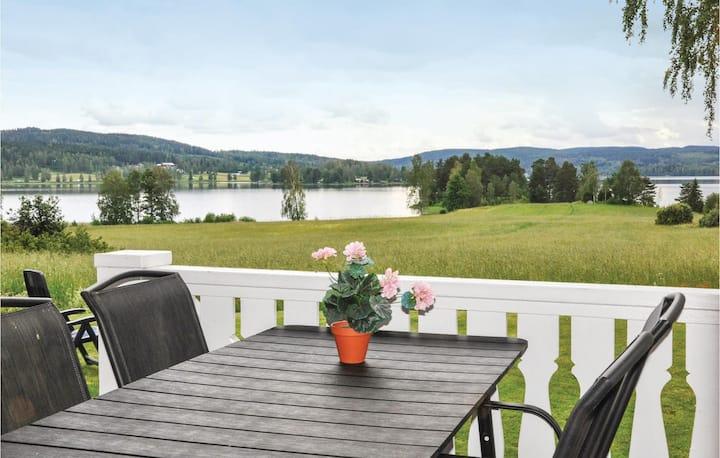 Stunning home in Gunnarskog with 2 Bedrooms