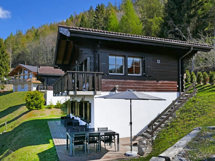 Chalet Didi for 6 persons.