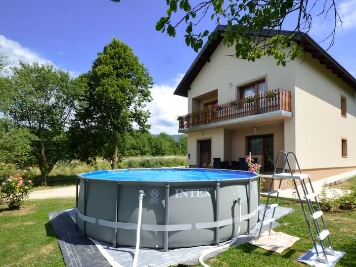 Holiday Apartment Jelena in Plitvice