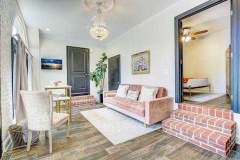 Terrace Suite at Bancroft Manor