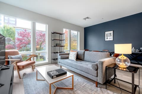 Central Square 1BR w/ W/D near MIT & Kendall Square by Blueground
