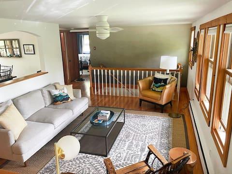 Gardiner Gunk House: Cozy Retreat near Minnewaska State Park