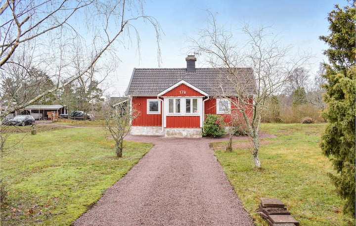Amazing home in Rockneby with 2 Bedrooms