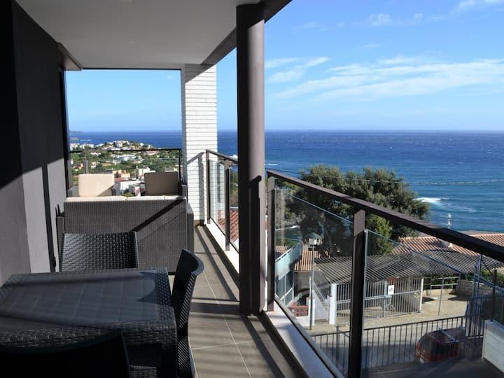 CAU DEL LLOP 9 Fantastic apartment with spectacular sea views!