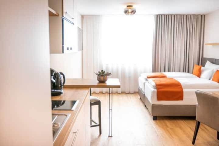 bodenseezeit Apartmenthotel Garni, (Lindau am Bodensee), Junior Suite
