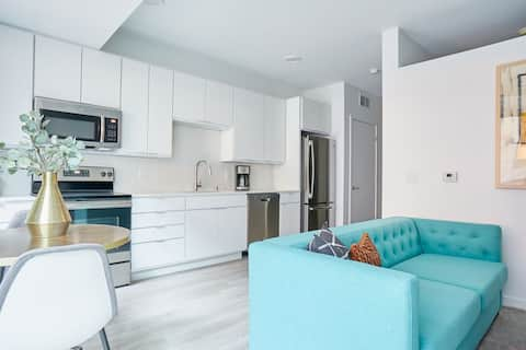 Sonder at SECOND + SECOND | One-Bedroom Apartment w/ Balcony