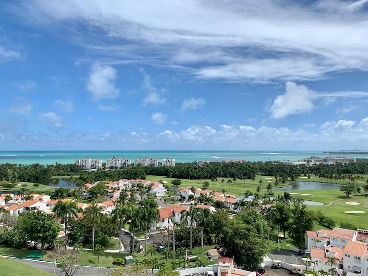 Villa Las Vistas| Terrace |Spectacular ocean and rainforest views | Pool