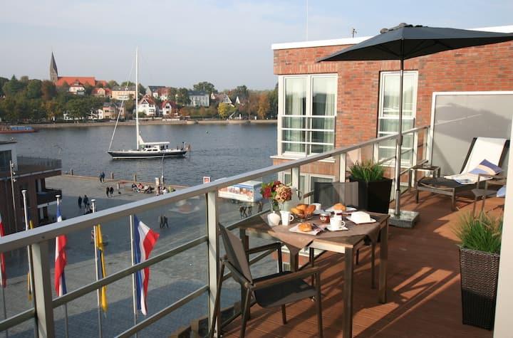 Ferienwohnung/App. für 5 Gäste mit 69m² in Eckernförde (14820)