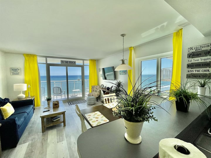 Amenities Galore!! Direct Oceanfront Private Balconies lots of Room for the whole family 1522