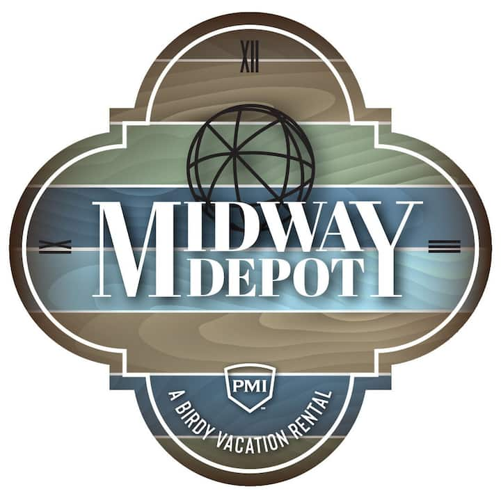 Midway Depot - A Birdy Vacation Rental