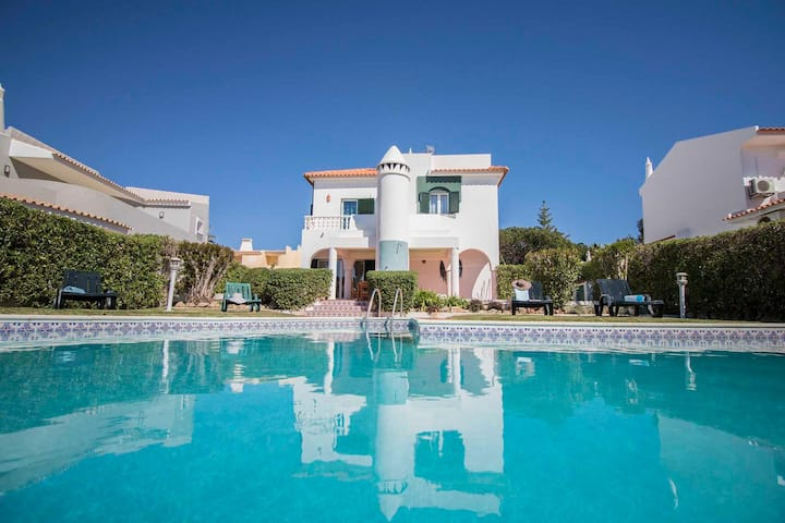 Villa Ilia at Faro