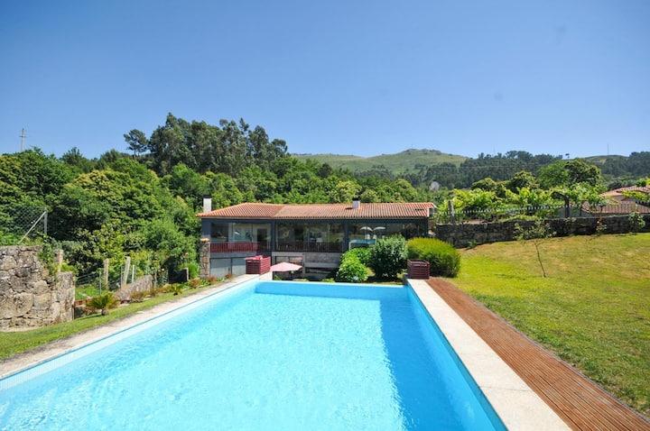 Villa Asia at Viana do Castelo