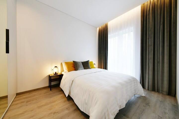 New☑️cozy apartment ☑️in quiet neighbourhood❤️
