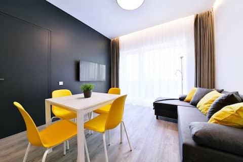Ny lejlighed > God beliggenhed > Udendørsareal >