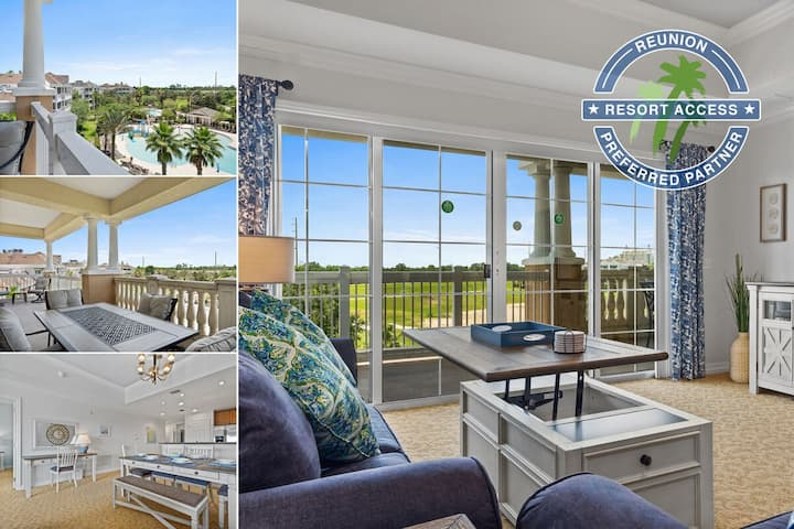 Reunion Resort | Poolside Retreat at Sandy Ridge | 332