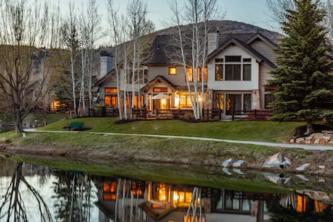SANITIZED- Deer Valley Peaceful Retreat - Sleeps up to 7 w/ Private HOT TUB and Views - Mountain Biking, Hiking, and More!