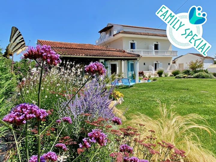 Villa Doma Beach for up to 21 guests