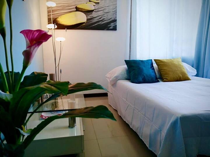 Apartment in Cartagena Ocean Front 1c7-6