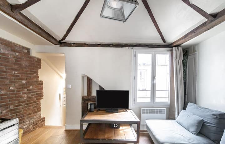 GuestReady - 2 Bedrooms - Montorgueil - Parisian Industrial Flat