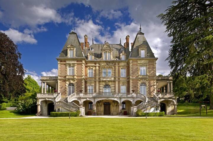 Chateau Royal at Île-de-France