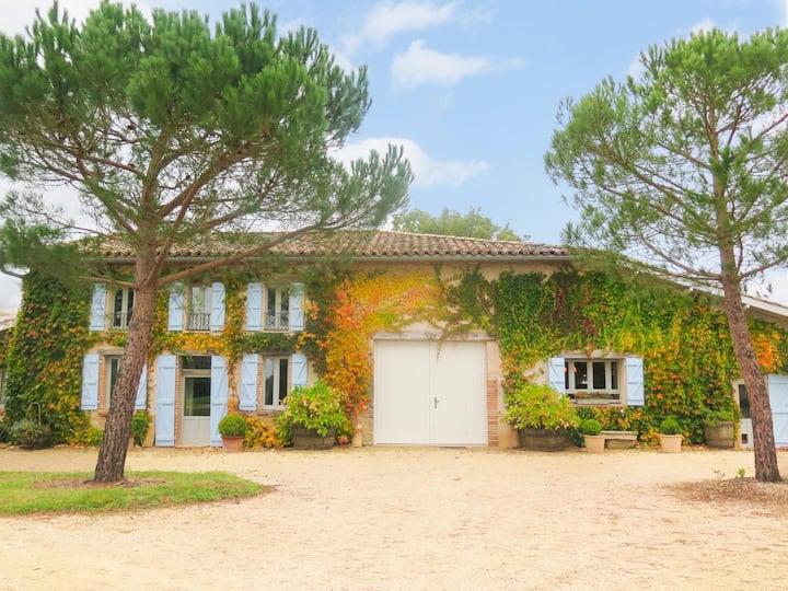 Villa La Plaine at Occitanie