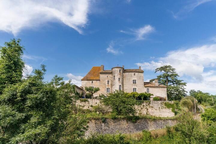 Chateau D'Ax  at Occitanie