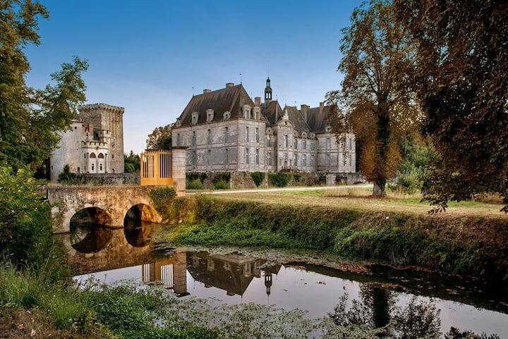 Chateau De St Louis at Nouvelle-Aquitaine