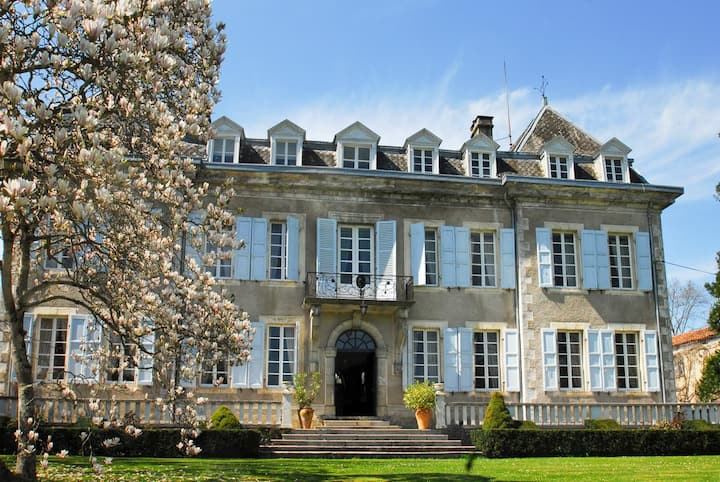 Chateau Glycines at Occitanie