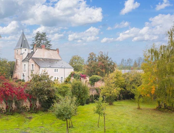 Chateau Alarie at Centre-Val de Loire