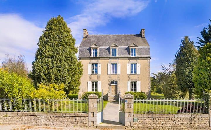 Maison Meneac at Bretagne