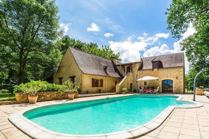 Villa Des Arbres at Nouvelle-Aquitaine