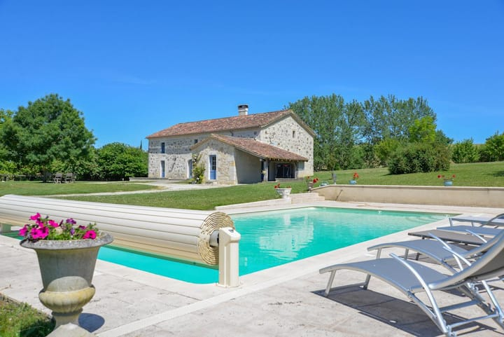 Villa Juno  at Nouvelle-Aquitaine
