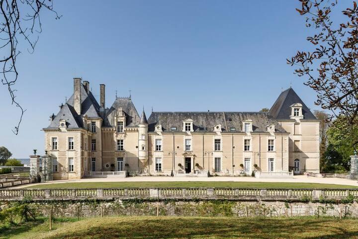 Chateau des Marquis at Pays de la Loire