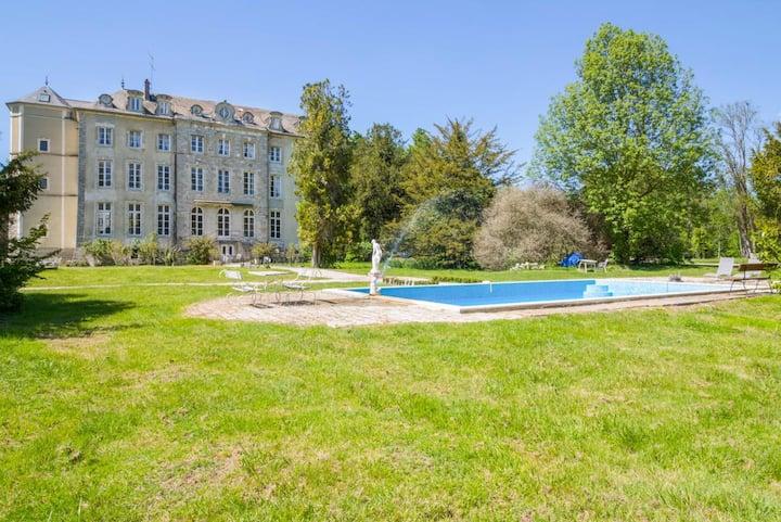 Chateau Des Temps at Grand Est