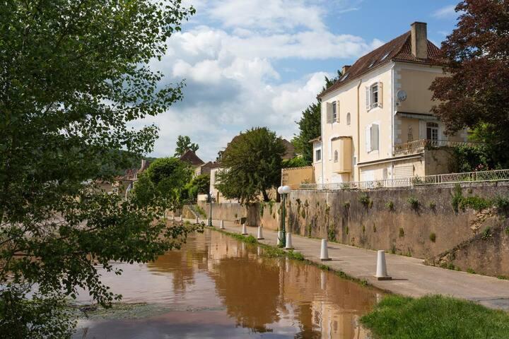 La Riviere at Nouvelle-Aquitaine